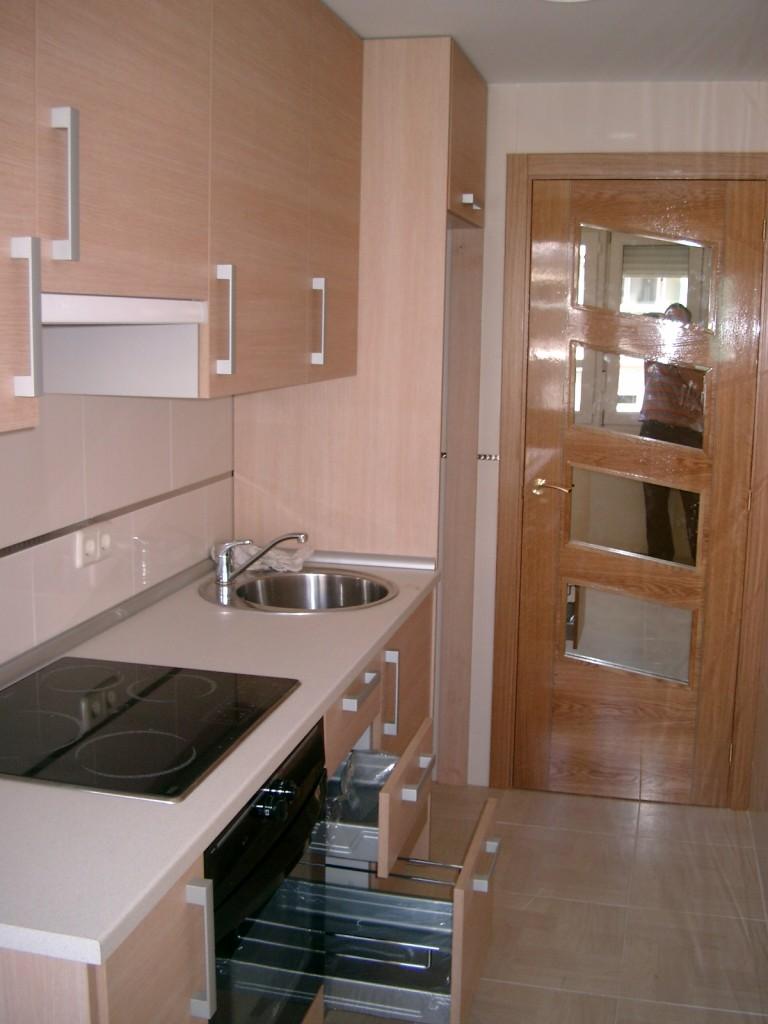 Alicatado y mobiliario cocina for Mobiliario cocina